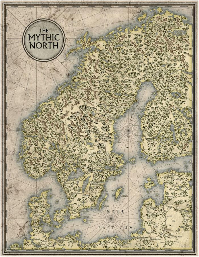 Mythic North